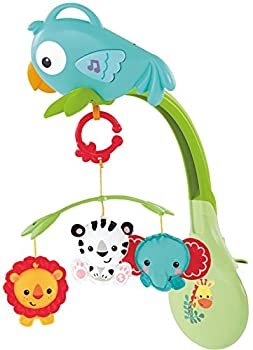 Fisher-price Rainforest Friends 3-in-1 Musical Mobile 13