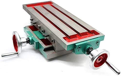 Pour table de per/çage Support en croix Table de travail 2 axes Table de fraisage multifonction