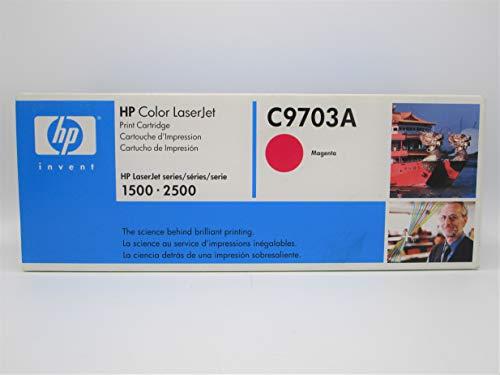 HP C9703A HP COLOR LASERJET SMART MAGENTA PRINT CARTRIDGE - WILL -