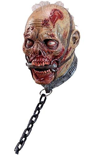 Ghoulish Masks Slave Zombie Adult Mask Standard Slave Mask