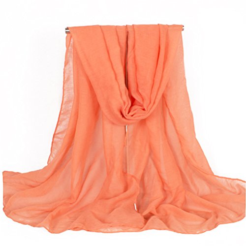 APAS Womens Signature Cotton Scarves