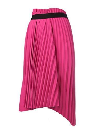 Balenciaga Luxury Fashion Woman 529757TGO145702 Purple Polyester Skirt | Fall Winter 19