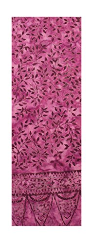 Scarf - Loverly Rose-Violet Traditional Floral, Petals Are -