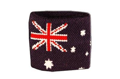 Digni® Poignet éponge avec drapeau Australie Digni®