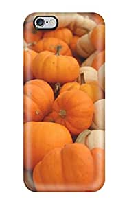 Hot Iphone 6 Plus Case, Premium Protective Case With Awesome Look - Plenty Of Pumpkins