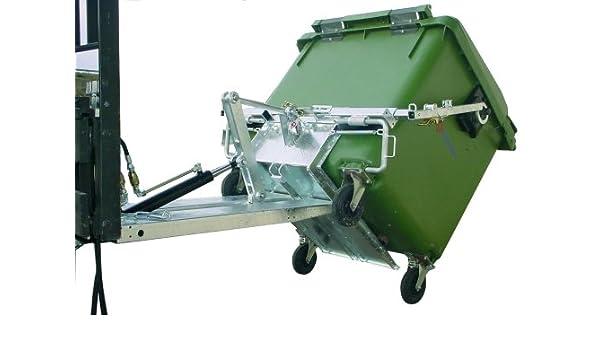 Novodinamica - Volteador contenedor 800-1100l 1850x1390x650 ...