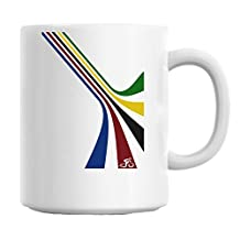 Retro Stripes Mug