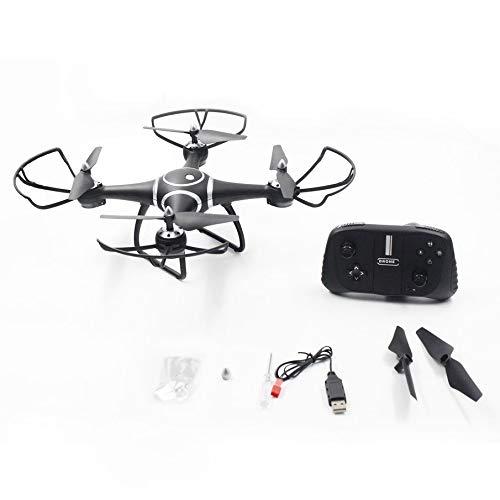 articoli promozionali KNOSSOS S7 (No Camera Version) Quadcopter Aircraft Aircraft Aircraft LED Light Coloreful Module Drone(nero)  negozio online