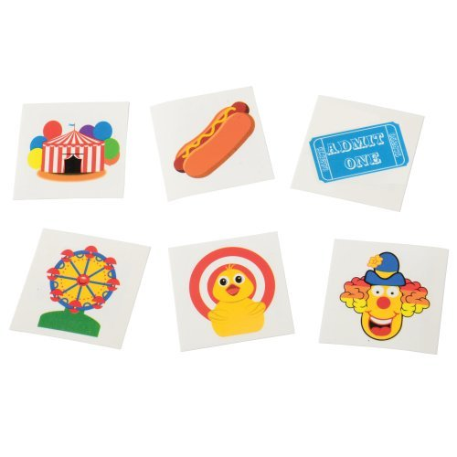 DollarItemDirect CARNIVAL TATTOOS, SOLD BY 15 GROSSES by DollarItemDirect (Image #4)