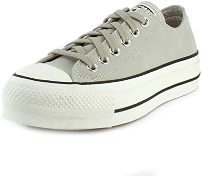 Converse Chaussures pour Femmes Baskets Basses Plateforme