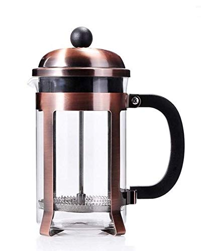 None/Brand Stainless Steel Tea Maker French Press Pot Coffee Pot Coffee Cup