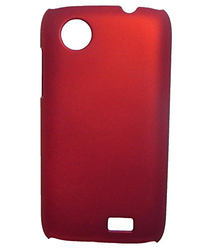 free shipping bbf83 ce636 Mintzz Hard Back Cover For Lenovo A369i - Red: Amazon.in: Electronics