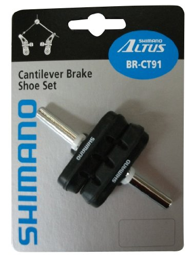 (Shimano BR-CT91 Cantilever Brake Shoe Set)
