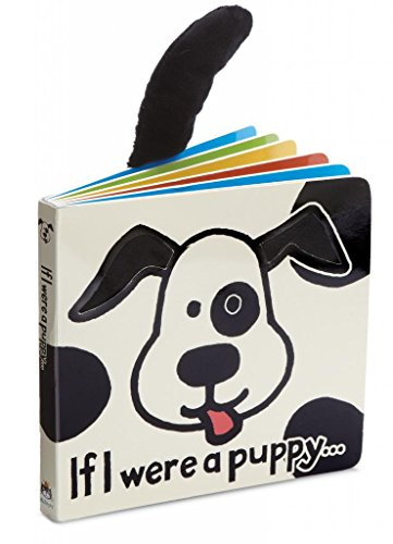 Jellycat Board Books Were Puppy