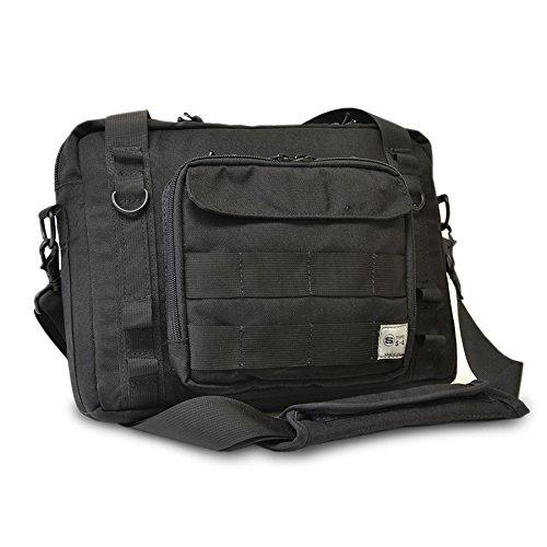 Skooba Design S-4 Laptop Brief, Black (200001) by Skooba Design