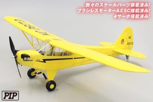■京商 電動400クラス パイパー J-3カブ EP400 PIP #56528