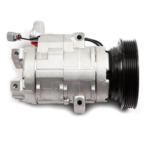 SCITOO Compatible with A/C Compressor Clutch fits 2003-2004 Honda Pilot 3.5L £¨38810P8FA01£ CO 29000C