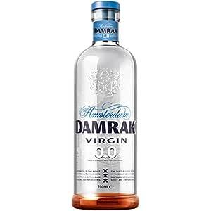 DAMRAK VIRGIN 0.0 – Non Alcoholic Distilled Spirit – Highest Rated Citrus-Forward Gin Mocktails – Mix Delicious Non Alcoholic Cocktails