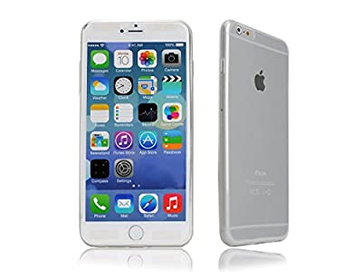 """Ultra Thin Slim Transparent Clear Soft TPU Case Cover For Apple iPhone 6 Plus 5.5"""" Inch"""