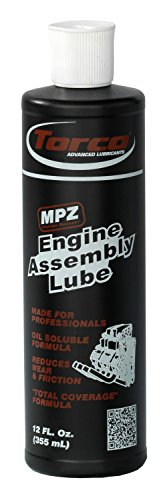 (Torco (A550055KE MPZ Engine Assembly Lube Bottle - 12 oz.)