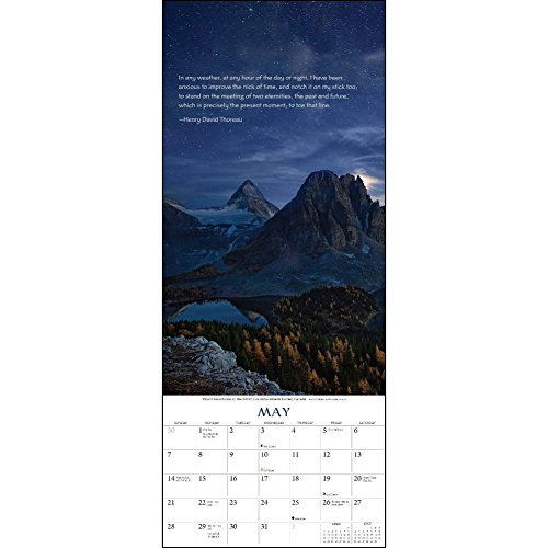 The Present Moment 2017 Calendar Photo #3