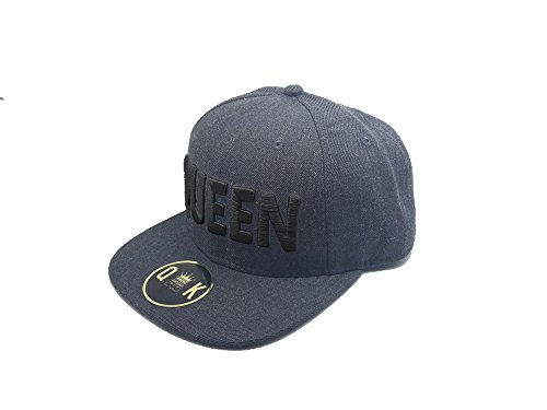 Gris SNAPBACK Oscuro QUEEN amp; KING 6wzwqTHt