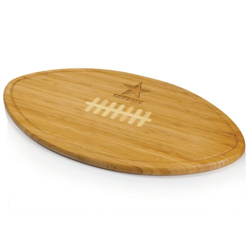 (NFL Dallas Cowboys Kickoff Cheese Board, 20 1/4-Inch)