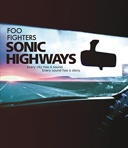 Book Foo Fighters - Sonic Highways [Blu-ray]