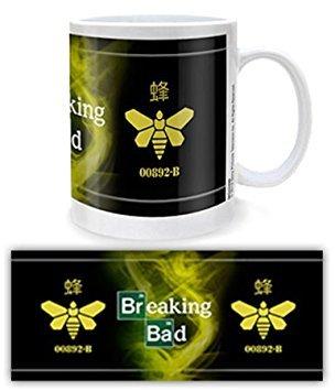 Brand New In Box MUG Breaking Bad Methylamine Barrel