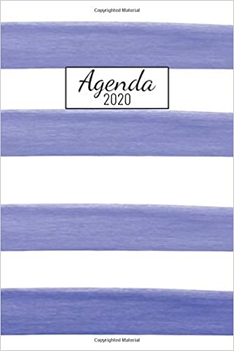 Agenda 2020: Gennaio A Dicembre 2020 / 1 Settimana In 2 ...