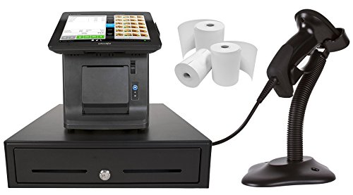 uaccept-complete-pos-including-97-touch-screen-3-rolls-of-thermal-receipt-paper-barcode-scanner