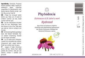 Agua Floral | Tónico Facial de Equinácea e Hipérico 200 ml spray ...