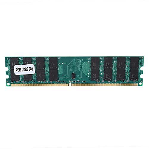 Memoria 4 GB 800 MHz y 240 pines DDR2
