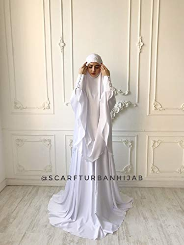 f7e3de4f519 Amazon.com  Muslim wedding hijab