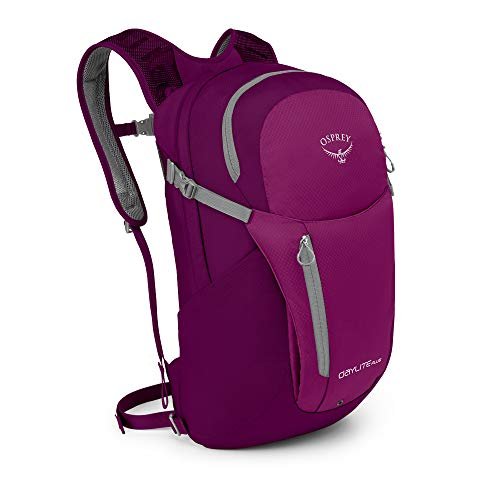 (Osprey Packs Daylite Plus Daypack, Eggplant Purple)