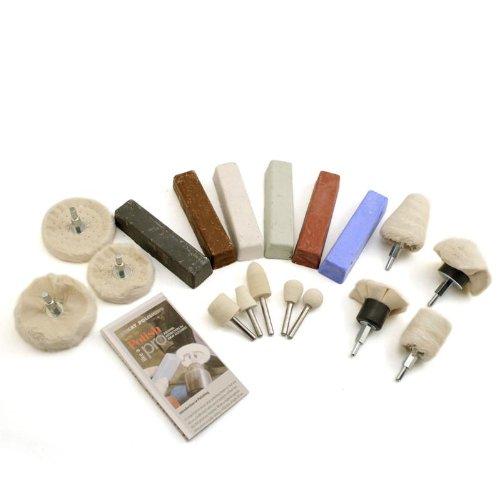 Enkay 144  Deluxe Polishing Kit (Plastic Buffing Compound)