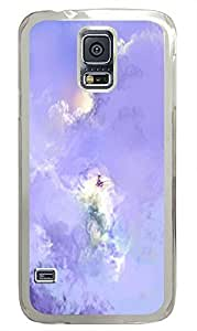 amazing Samsung S5 cover Gone Fishing Art PC Transparent Custom Samsung Galaxy S5 Case Cover