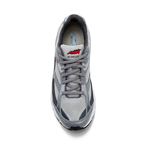 AVIA-Mens-Avi-Execute-Running-Shoe-85-4E-SilverGreyRed