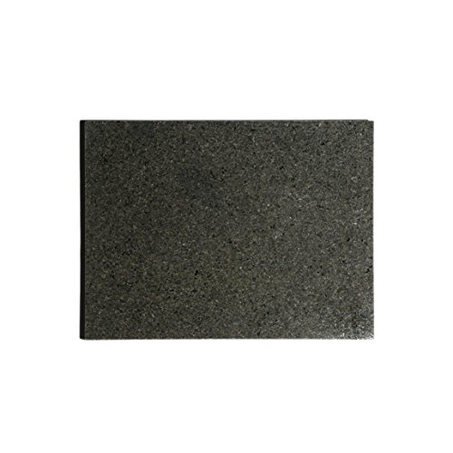Kota Japan Premium Non-Stick Natural Black Granite Stone Pastry Cutting Board Slab 12