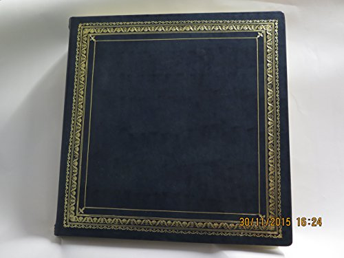 Photo Album 13,5x13,5 in. 50 pages by Bruscoli Pelletteria