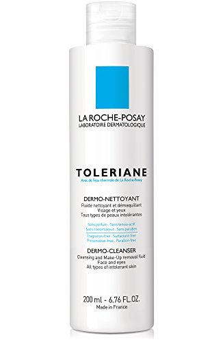 La Roche-Posay Toleriane Dermo Cleanser and Makeup Remover, 6.76 Fl. Oz.