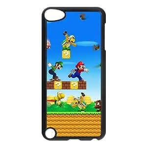 Game Boy Super Mario Bros ipod Touch 5 Case Black Phone Accessories JV219G05
