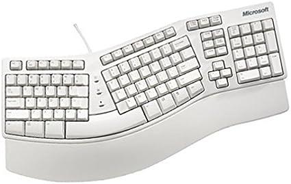 Teclado ergonómico Microsoft Natural Keyboard Elite PS2 ...