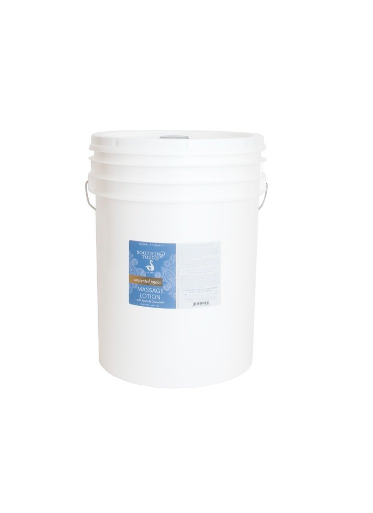 Soothing Touch Jojoba Massage Lotion, 5 Gallon by Soothing Touch