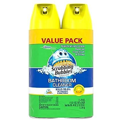 dc4c0063a Amazon.com  Scrubbing Bubbles Disinfectant Bathroom Cleaner
