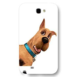 Scooby Doo Custom Phone For SamSung Galaxy S6 Case Cover DC comics Scooby Doo Customized For SamSung Galaxy S6 Case Cover Only Fit For SamSung Galaxy S6 Case Cover (White Frosted Shell)