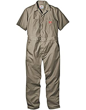 Drop Ship 5 oz. Short-Sleeve Coverall