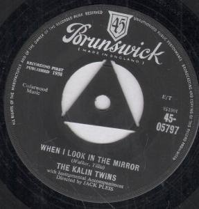 WHEN I LOOK IN THE MIRROR 7 INCH (7