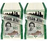 kroger yogurt - Louisville Vegan Jerky - Sriracha Maple, Vegetarian & Vegan Friendly Jerky, 21 Grams of Non-GMO Soy Protein, Gluten-Free Ingredients (Pack of 10, 3 oz.)