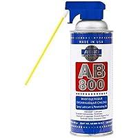 Lubrificante Anti Ferrugem Premium em Spray AB800 400ml Abro